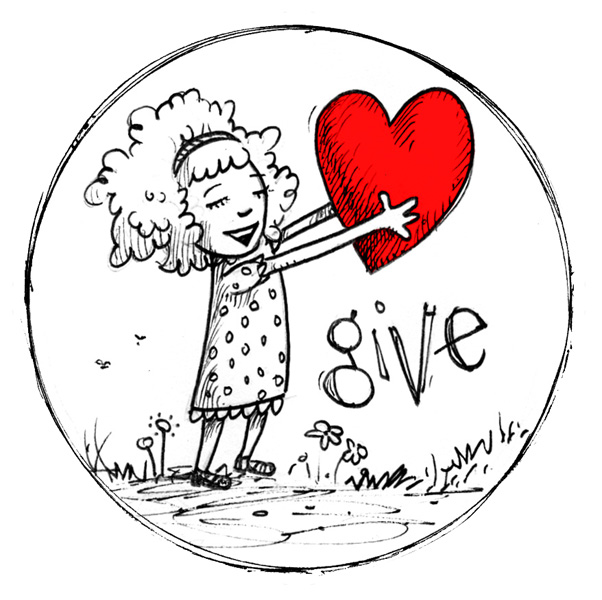 Give love get love essay